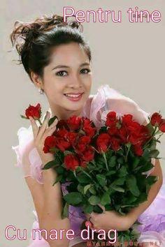 Seara buna si frumoasa - Maria Hera - Google+ Women, Happy Birthday, Sign, Fashion, Hip Bones, Flowers, Happy Brithday, Moda, Fashion Styles