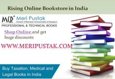 Books at low price. Buy online Legal, Taxation, Accounting, Medical, Engineering and other professional books. http://www.meripustak.com