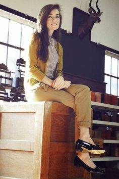 The Monogrammed Midwesterner: Do's and Don'ts of Business Casual