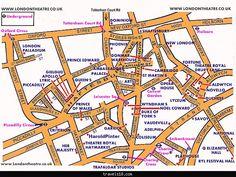 MAP 0F LONDON - http://travels18.com/map-0f-london.html