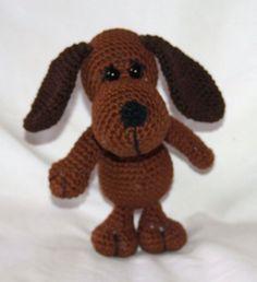 Hund selber häkeln ✓ PDF-Häkelanleitung ✓