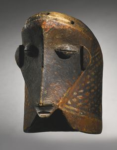 Kasai Region, Presumbaly Luluwa, Mask, Democratic Republic of the Congo | Lot | Sotheby's