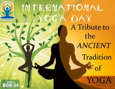 A tribute to the ancient tradition of #Yoga.  #IYD2016 #WorldYogaDay #YogaDay #InternationalYogaDay