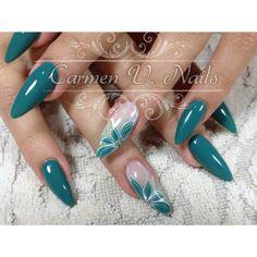 Nail Art - http://yournailart.com/nail-art-174/ - #nails #nail_art #nail_design #nail_polish