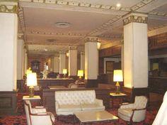 Last glimse of the Ambassador Hotel lobby.