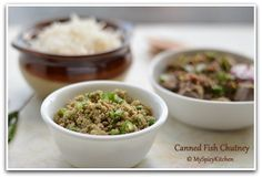 Liver Galangal Leaves Chutney and Fish Chutney  from Nagaland