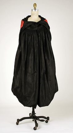 Evening Wrap, House of Worth 1918, French, Made of silk