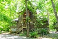 Glenriver cabin rental in Sevier County
