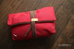Cathay Pacific new business class amenity kit is designed by Seventy Eight Percent
