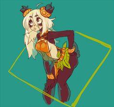 Like a sexy panda character or something? (c) ANKAMA Yiff Furry, Female Cartoon, Cartoon Art, Adventure Time Girls, Poses References, Furry Girls, Furry Drawing, Anthro Furry, Fantasy Art