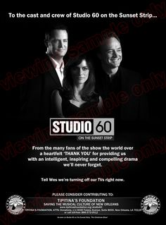 Studio 60 - Google Search
