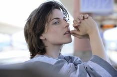 Antje Traue | actress | actor | the punisher | celebrity | blue eyes
