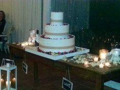 Wedding cake by Roberto Ramperti