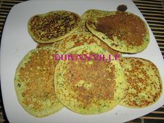 Pancake zucchine dukan