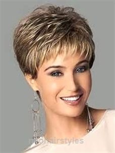 Image Result For Hairstyles For 70 Year Old Woman With Glasses Spikey Short Hair Short Hair Wigs Short Hair Styles
