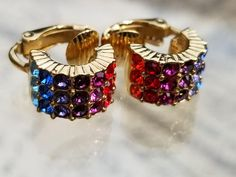 Designer Jewelry, Jewelry Design, Vintage Jewellery, Red And Blue, Givenchy, French, Elegant, Purple, Awesome