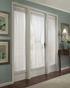 44 Best Curtains For French Doors Images Home Decor Scatter