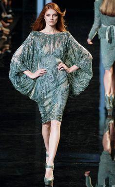 Elie+Saab+Couture+aquamarine+dress.png 550×895 pixels