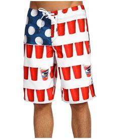 Merica' Swim Trunks...just for mary!