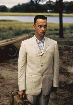 Tom Hanks en Forrest Gump (1994).