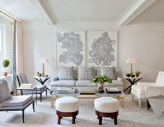Home Tour: A Serene New York Apartment That's Both Stylish and Practical Photos | Architectural Digest