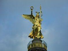 Berlín, Estrella, Siegessäule, Otro Oro