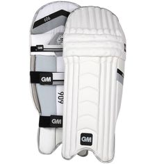 Gm Cricket Batting Pads -Gunn & More Gm606 Cricket Batting Leg Guards Usa Seller