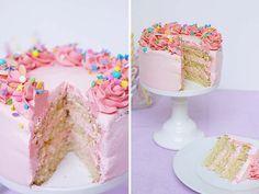 recept vanille taart