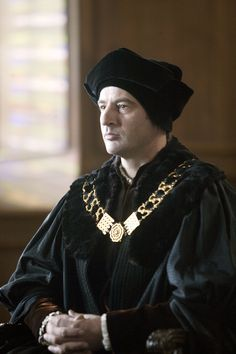 Thomas More - Jeremy Northam in The Tudors Season 1.