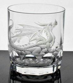 Glass/Dragon Design
