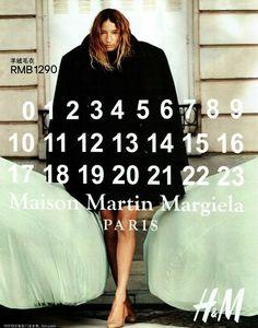 A esperada campanha da Maison Martin Margiela para H