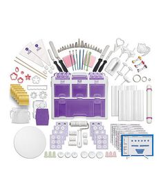 Another great find on #zulily! Ultimate Professional Cake Decorator Set #zulilyfinds