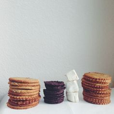 FEED ME RACHEL : Graham Crackers and Graham Cracker Crust (Grain/Gluten/Dairy/Egg/Refine Sugar-Free, Paleo) Also links to her Vanilla Bean Marshmallows and Shelf-Stable Chocolate Patties