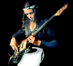 Jaco Pastorius - Jaco brought the bass guitar into the limelight, with breathtaking technique, and amazing musicianship. Since Jaco, the role of the bass guitar is fundamentally different, on par with any instrument. There is not enough space to even begin to describe the debt modern bass players owe to Jaco, myself included.