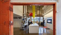 One Work Place Office Design