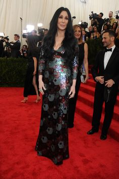 Eastern Promises - Cher in Marc Jacobs-Wmag