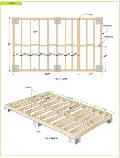 Shed Roof Design Plans - shed porch ideas - Wood Deck Plans, Free Deck Plans, Free Shed Plans, Pergola Plans, Pergola Kits, Pergola Ideas, Garage Gym, Garage House, 10x12 Shed Plans