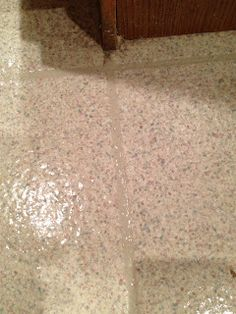 Deep Clean Your Linoleum-baking soda and hydrogen peroxide into a paste.....use scrub brush and a wet cloth to wipe clean