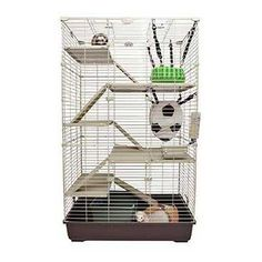 Marshall Pet Products Penthouse II Ferret Cage