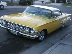 1960 Chevy Impala Sport Coupe