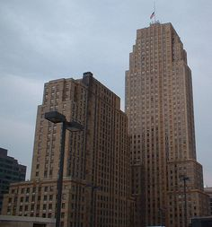 Carew Tower - Downtown Cincinnati