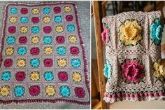 Lily Water Motif Flower [Written Pattern] | Your Crochet.com