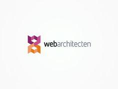 WebArchitecten web design studio logo design by Alex Tass