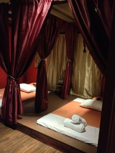 Traditional Thai Massage Room