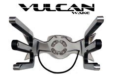 Other Wakeboarding Waterskiing 15272: Wakeboard Tower Rack *Polished* Vulcan Axe Wake Rack -> BUY IT NOW ONLY: $99 on eBay!