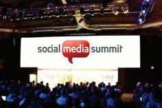 Social Media Summit 2016 - the place to be for all social media lovers