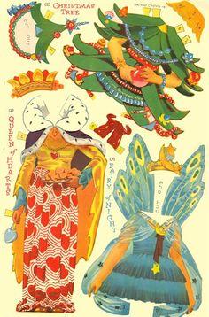 Paper Dolls~Polly & Molly - Bonnie Jones - Picasa Web Albums
