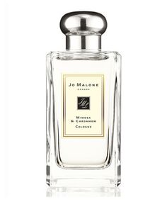 This fragrance is amazing. Mimosa & Cardamom, 100 mL by Jo Malone London at Neiman Marcus.