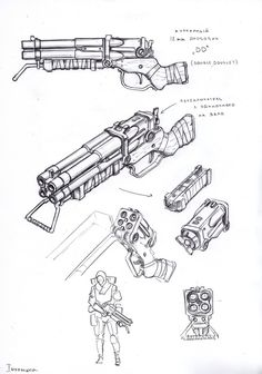 DD shotgun by TugoDoomER.deviantart.com on @DeviantArt