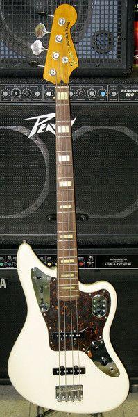 2007 Fender Jaguar Bass Guitar - Made in Japan